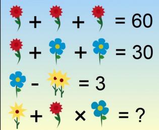 Aprendendo equação de primeiro grau com objetos ilustrativos