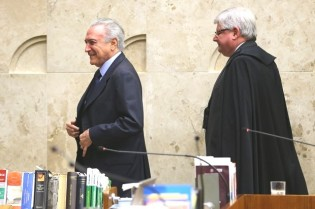 As duas faces da denúncia de Janot contra Temer