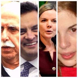 Uma pequena amostragem das pessoas que confiam na Justiça brasileira