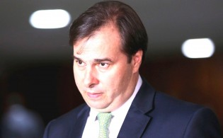 Encontro de Maia com vice-presidente da Globo sela destino de Temer