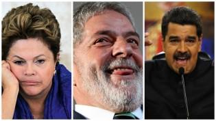 A dificuldade de Dilma, Lula e Maduro de encarar o 'mundo real'