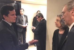 De Carmen Lúcia para Moro: Lula será preso
