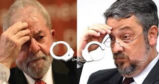 TRF confirma condenação de Palocci e a hora de Lula está próxima...