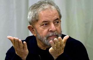 Lula – caso de cadeia, bandido bom é bandido preso