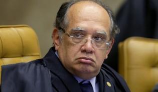 Gilmar na primeira aparição pública após soltura de corruptos recebe a repulsa das pessoas (veja o vídeo)