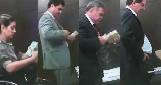 Delator, amigo de Gilmar, filmava tudo e entrega prefeito e até ministro (veja o vídeo)