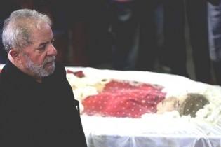 Lula e Marisa Letícia, o último encontro