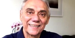 As últimas palavras do inigualável Marcelo Rezende (veja o vídeo)