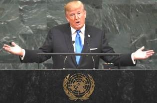 Dia histórico: Donald Trump dá uma aula de democracia na ONU (veja o vídeo)