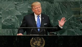A irretocável estréia de Donald Trump frente às Nações Unidas