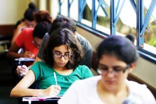 A questão de matemática que assustou os alunos