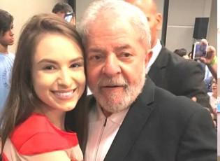 Patrícia Lélis, a moça que forjou estupro, arruma outra maneira de aparecer