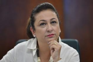 Rica, empresária, pecuarista e amiga de Dilma, senadora recebe o rótulo de 'caloteira'