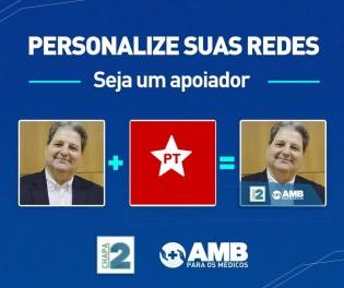 Após derrota, autoritários de esquerda impedem posse de presidente da AMB (veja o vídeo)