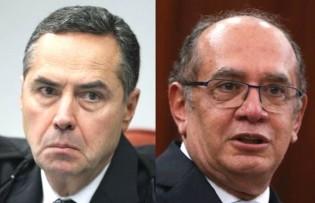 Barroso aniquila e trucida Gilmar Mendes em momento memorável do STF (veja o vídeo)