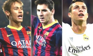 """Após ameaças a Neymar e Messi, """"EI"""" promete degolar Cristiano Ronaldo na Copa do Mundo"""