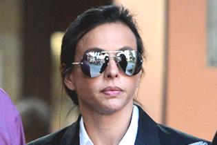Adriana pode voltar amanhã para a cadeia