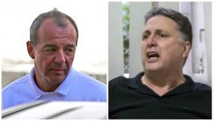 """Cabral e Garotinho, é hoje o reencontro inusitado no """"banho de sol"""""""