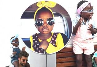 """Blogueira chama filha de Gagliasso e Ewbank de """"Macaca"""" e é detonada na rede (veja o vídeo)"""