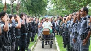 Por que a morte de policiais comove tão pouco os grupos de direitos humanos e a grande imprensa?