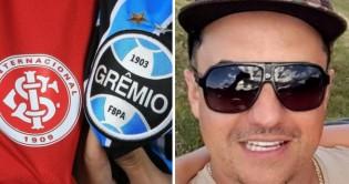 INSANIDADE: Rival deseja queda de avião do Grêmio e gremista espanca jovens torcedores do Inter