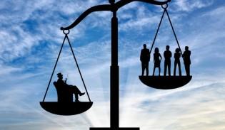 Desigualdade: 83% dos funcionários públicos federais estão entre os 20% mais ricos do país