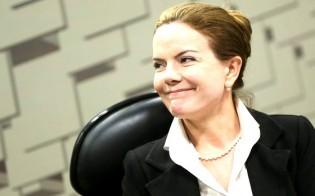 Gleisi Hoffmann, por pura ignorância, fornece os elementos para defesa de sua agressora