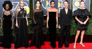 All BLACK: Globo de Ouro 2018