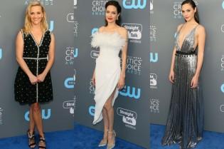 Critic's Choice Awards: veja os melhores looks da premiação