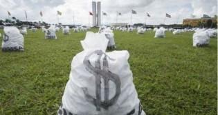 O desvio do dinheiro público travestido de licitude