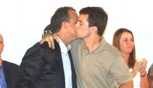 Corajoso, filho de Cabral é candidato à reeleição
