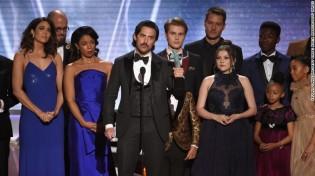A temporada continua: SAG Awards