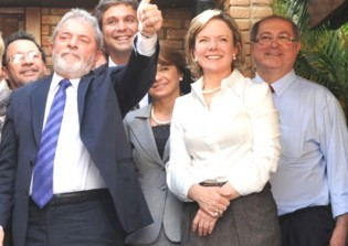Lula, o chefe dos ladrões e da organização criminosa chamada PT