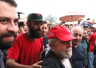 """Lula mandou expulsar famílias """"sem teto"""" do terreno que abrigaria o seu instituto (Veja o Vídeo)"""