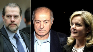 Toffoli tirou Bernardo da cadeia e engavetou pedido da PF para interrogar Gleisi (Veja o Vídeo)