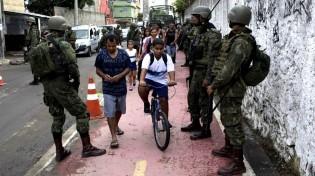 Os efeitos colaterais da ocupação militar