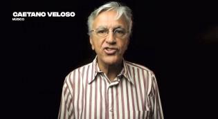 Caetano Veloso e sua trupe gravam vídeo contra a intervenção (Veja o Vídeo)