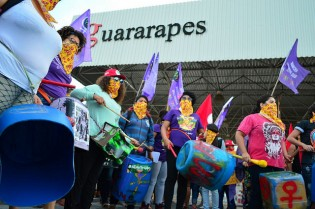 MST invade fábrica (Guararapes) de dono da Riachuelo (Veja o Vídeo)