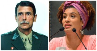 General se manifesta fortemente sobre a morte da vereadora do PSOL e post repercute na internet