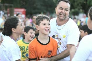 Projeto Brincantes na Praça do Peixe - domingo passado a brincadeira correu solta!