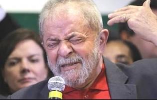 No auge da embriaguez, Lula falou até em suicídio, mas ninguém entendeu (Veja o Vídeo)