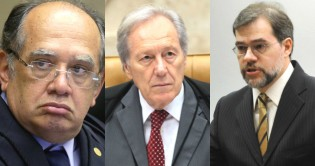 O crime dos ministros do STF