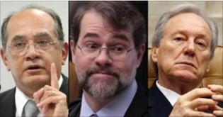 O crime cometido por Gilmar, Lewandowski e Dias Toffoli (Veja o Vídeo)
