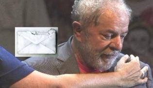 Cartas do cárcere são datilografadas, Lula só assina. É mais um engodo (Veja o Vídeo)