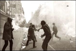 O movimento de maio de 1968