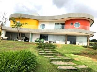 A mansão, uma das causas da batalha judicial do juiz petista acusado de estupro