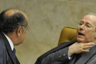 """Em áudio vazado Gilmar e Celso de Mello reclamam de greve dos caminhoneiros """"Um absurdo…"""" (escute o áudio)"""