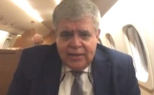 Marun usa avião da FAB para ir a Campo Grande e promover festinhas (Veja o Vídeo)