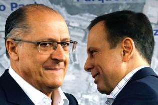 Pesquisa pode sacramentar a substituição de Alckmin por João Dória