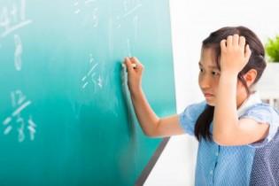 Criança que resiste à matemática pode sofrer de discalculia